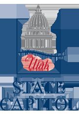 Utah State Capitol Logo