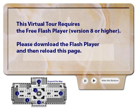 The Virtual Tour Requires Flash