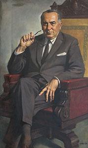 Calvin L. Rampton Governor 1965-1977