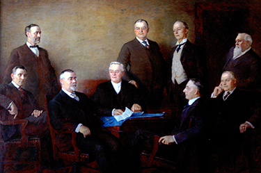 Utah State Capitol Commission portrait