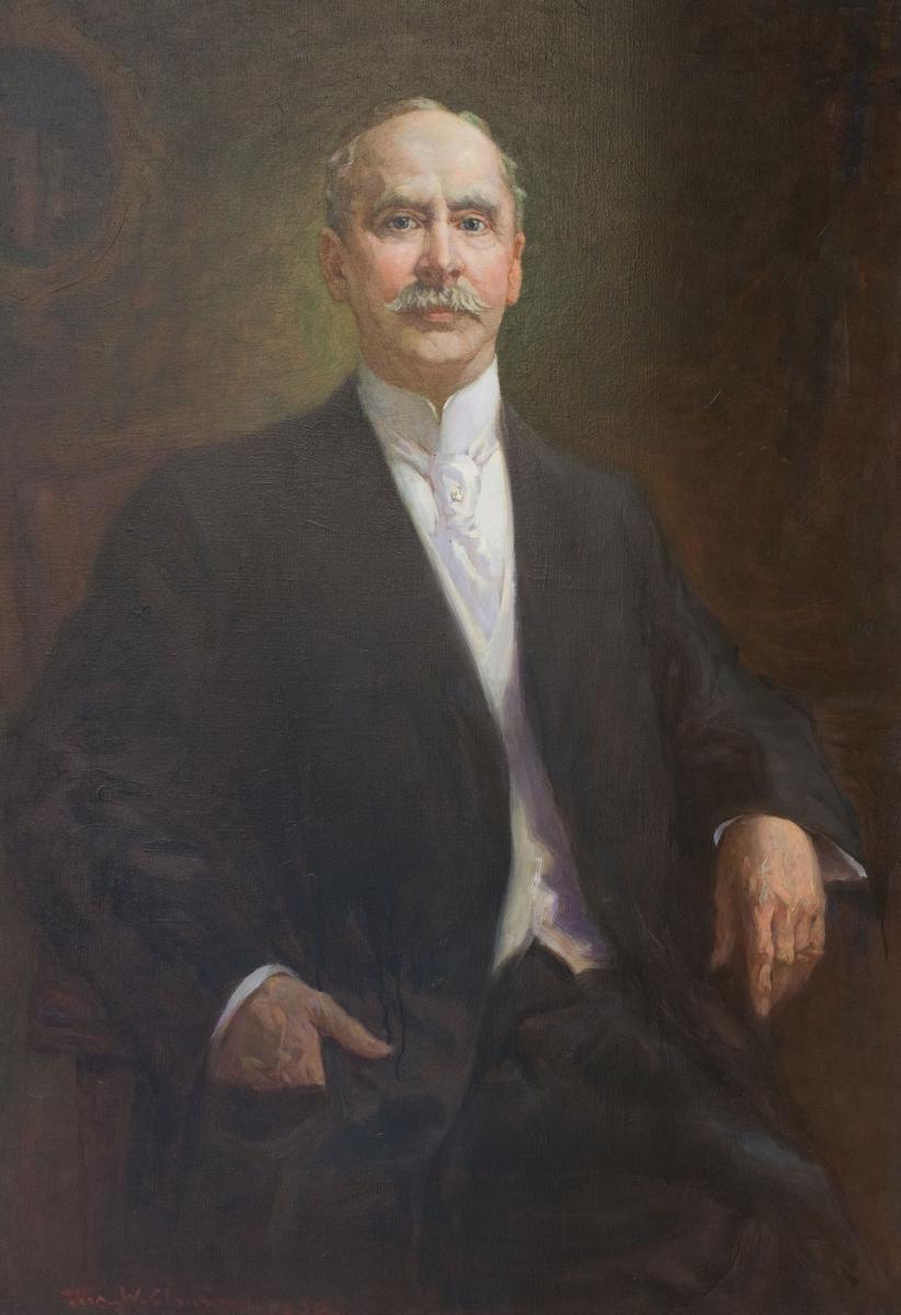 Utah Governor John C. Cutler