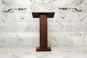 podium rental utah state capitol