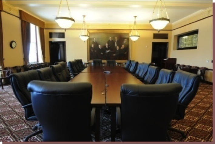 Utah State Capitol Board Room