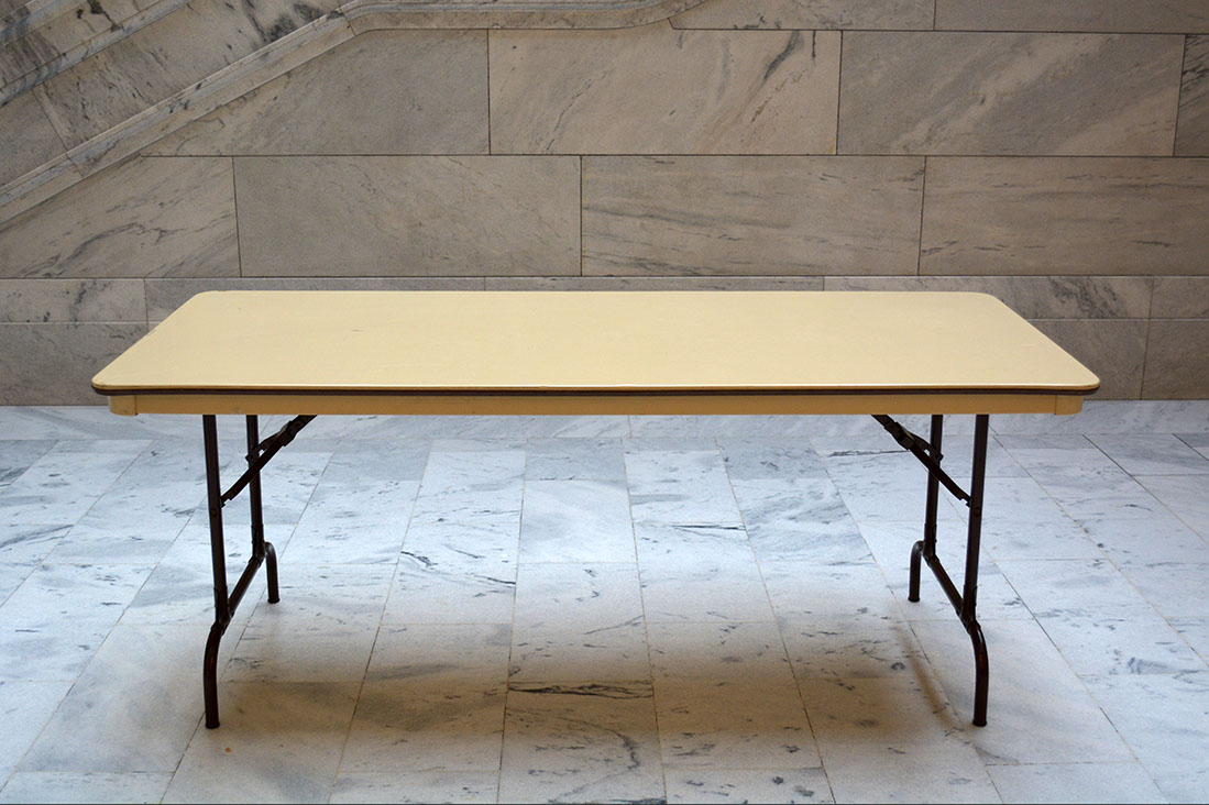 6-foot table rental utah state capitol