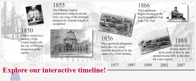 About the capitol utah state capitol for Building a house timeline